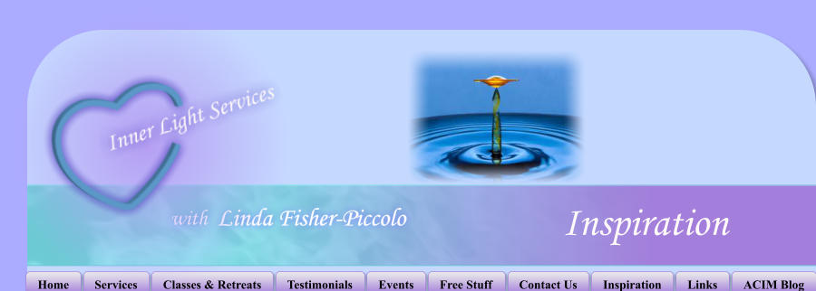 Linda Fisher-Piccolo with  Inspiration