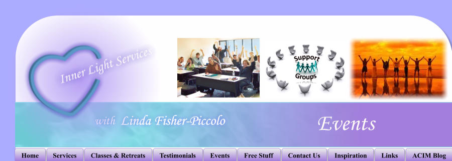 Linda Fisher-Piccolo with   Events
